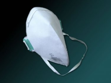 Fold Flat Disposable FFP2 Mask N95 Mask PACK OF 20