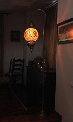 Mosaic Floor Lamp