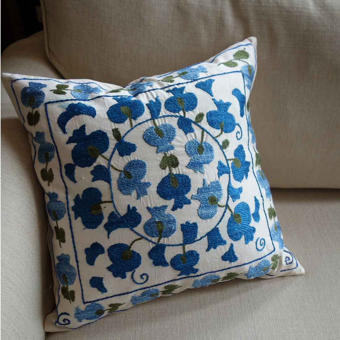 Suzani Pillow cover