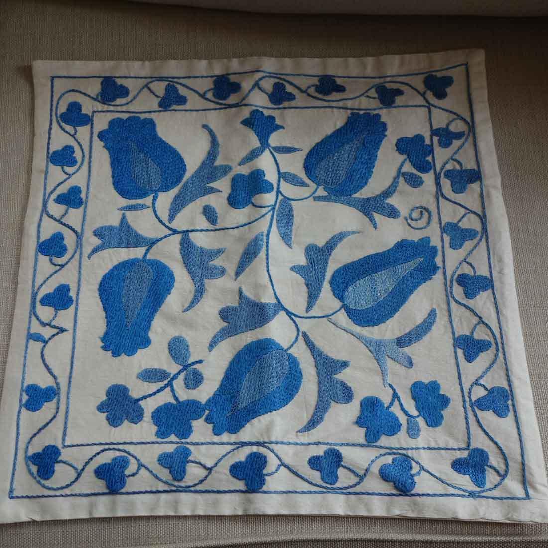 Suzani Pillow cover