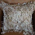 Stylish Cotton-Silk Pillowcover
