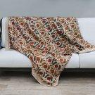 Silk Suzani Cushion Cover
