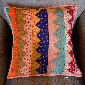 Patchwork Pillowcover