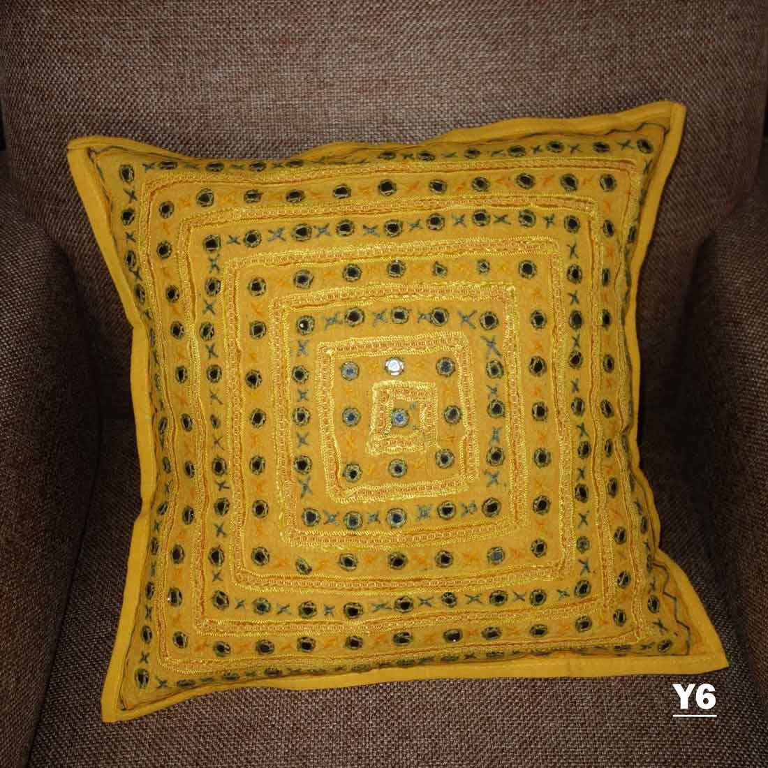 Decorative Cotton Pillowcover