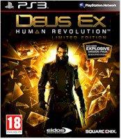 DEUS EX HUMAN REVOLUTION LIMITED ED. PS3