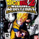 DRAGONBALL Z: BURST LIMIT (PS3)