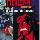HELLBOY BLOOD AND IRON (DVD MOVIE)