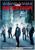 INCEPTION (DVD MOVIE)
