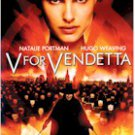 V FOR VENDETTA (DVD MOVIE)