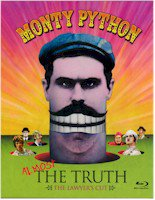 MONTY PYTHON: ALMOST THE TRUTH (BLU-RAY)