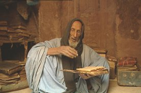 Bilad Chinqit: The Land of Chinguetti