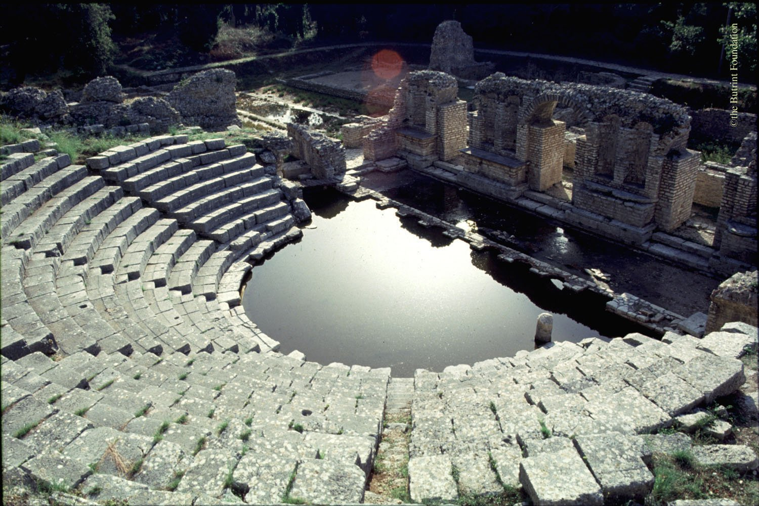 Butrint: The Rise and Fall of a Mediterranean City