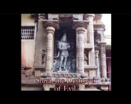 Shri Shiva Nataraja: His Temple in Chidambaram