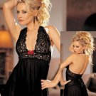 Gorgeous Lace And Mesh Babydoll