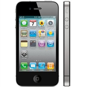 Apple Iphone 4 16GB Black Unlocked
