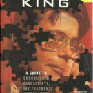 STEPHEN J. SPIGNESI - Lost Works Of Stephen King 1st