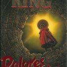 STEPHEN KING - Delores Claiborne - HBDJ - 1st/1st F/VG
