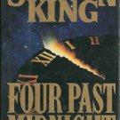 STEPHEN KING - Four Past Midnight HBDJ - 1st/1st VG/NF