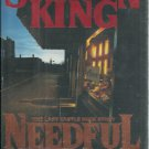 STEPHEN KING - Needful Things - HBDJ - 1st/1st F/F