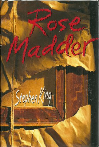 STEPHEN KING - Rose Madder - HBDJ - 1st/1st F/F