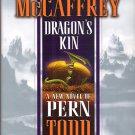 ANNE McCAFFREY - Dragon's Kin - 1st/1st HBDJ