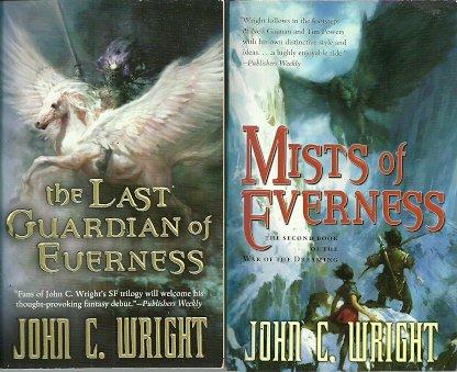 JOHN C. WRIGHT - War of Dreaming Set - 2PBs - OOP