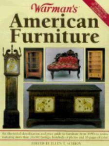 Warman's American Furniture (2000, Paperback)