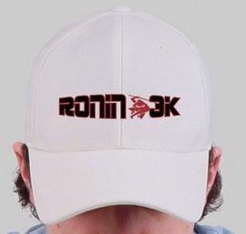 Ronin3k Classic White Hat