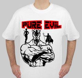 Pure Evil - Mens - Ronin3k