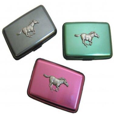 Mustang Aluminum Wallet