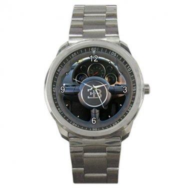 Bugatti Veyron Super Sport Metal Watch