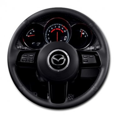 Mazda RX 8 R3 2009 Interior Steering Wheel Round Mousepad