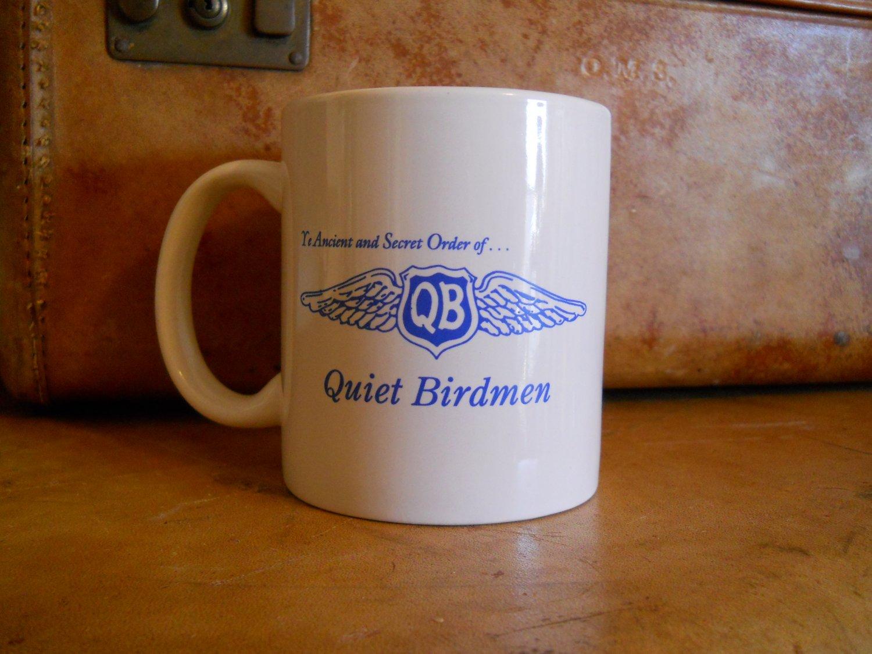 Official Quite Birdmen Coffee Mug