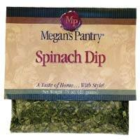 MP: Spinach Dip