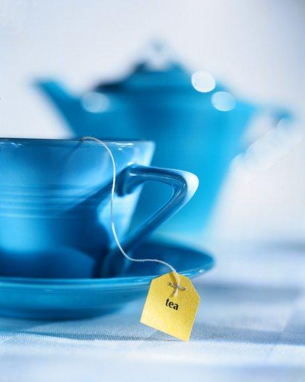 TGC: Instant Raspberry Tea