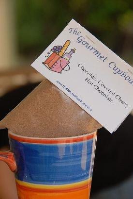 TGC: Chocolate Covered Cherry Hot Chocolate (NEW mix!!)