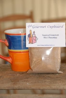 TGC: Vanilla Cinnamon Hot Chocolate (NEW mix!)