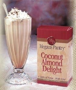 MP: Coconut Almond Delight