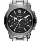 WATCHES FOSSIL, FREE WORLDWIDE SHIPPING  1681888802-MW-370 Fossil  Men's Grant CE5016 Silver