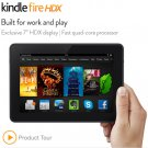 "All-New Kindle Fire HDX 7"" Tablet AM-575"