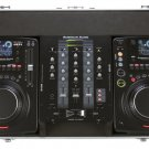 American Dj Supply Flex 100Mp3 Sys Dj Package  B004K3WS08-AM-950  (DJ Equipment)