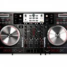 Numark NS6 Professional 4-Channel DJ Controller with Serato B004S1PZP2-AM-950  (DJ Equipment)