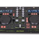 DJTECH U2STATIONMKII DJ Package B0052VYIVE-AM-500  (DJ Equipment)