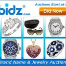 BIDZ: THE ONLY INTERACTIVE AUCTION IN THE WORLD!™