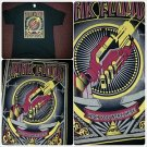 Pink Floyd Black short sleeve T shirt 80'S Tee Wish you were here Tee S-XL