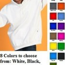 White Pullover Hooded Sweatshirts PRO CLUB Adult Pullover Hoody Hoodie S-7X