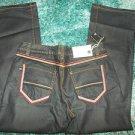 Urban Republic Blue Coated denim jean pants Blue jean pants Mens Jeans 34-36WX32