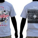 Negro League Baseball T shirt L-5X Gray Negro League short sleeve T shirt NWT