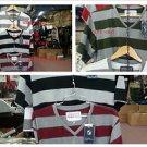 Burgundy  Gray short sleeve V neck T shirt  Casual Fashion V neck Shirt  S-XL