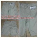Mens Light Sand brown cargo shorts by PRO CLUB  cargo skater shorts W 30-64 NWT